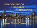Reconciliation Resource Ministries a 501c3 Christian non profit organization.